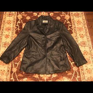 Sonoma Lambskin Jacket